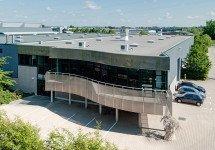 Erweiterung einer Industriehalle inkl. Sozialräume und Versammlungsraum