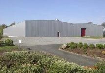 Neubau einer Lagerhalle (2880 m²)