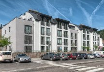 Errichtung eines Appartementgebäudes mit 24 Wohnungen