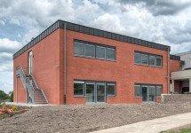 Erweiterung der Gemeindeschule Herbesthal