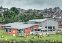 Erweiterung und Umbau der Grundschule St. Joseph in Herve
