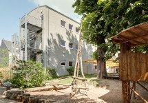 """Umbau des Gebäudes """"Ketteniser Hof"""" und Erweiterung der Grundschule Kettenis"""