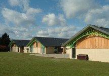 Erweiterung und Umbau der Gemeindeschule in Tiège