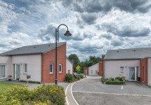Errrichtung von 6 Wohnhäusern für Senioren