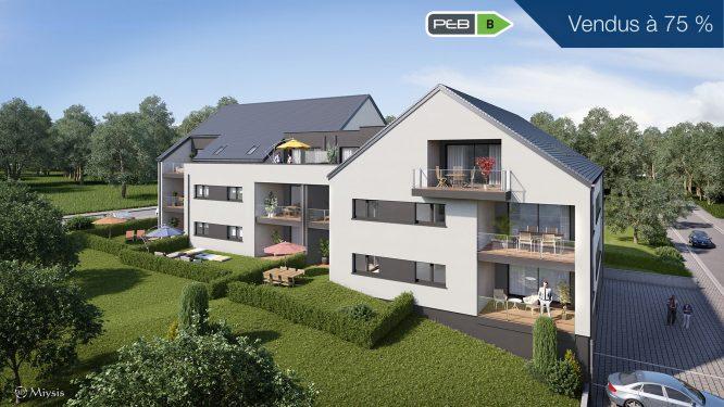 Résidence «Beau Village» à Montzen
