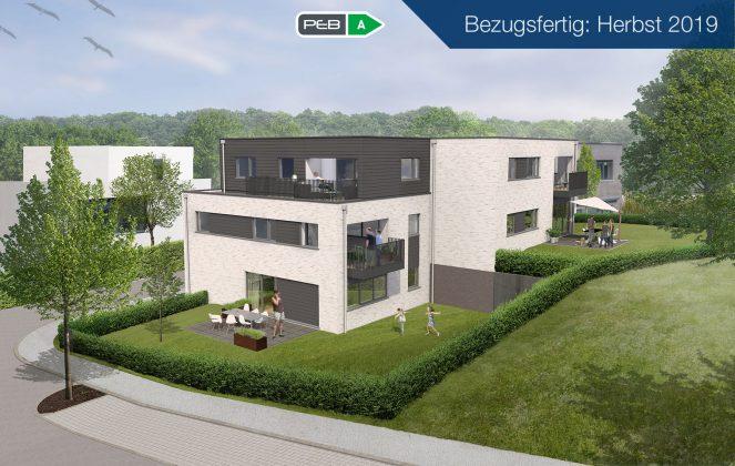 """Residenz """"Voulfeld"""" in Eupen – Auf der Roll"""